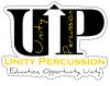 Unity Percussion Vinyl Sticker